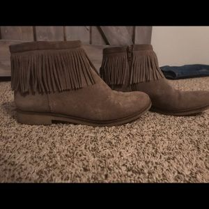 Lucky Brand moccasins 8.5